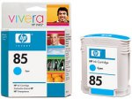 Картридж HP C9425A Cyan Ink Cartridge Vivera №85 for DesignJet 130/30/90/130, 28 m